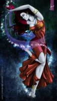 Moonlight Gypsy by DanZen