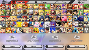 Super Smash Bros. for NX Concept by ConnorRentz