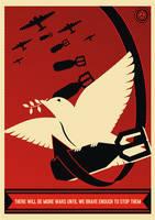 Pigeon bomb by racuntikus