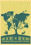 Earth Tree by racuntikus