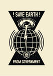 save earth from government by racuntikus