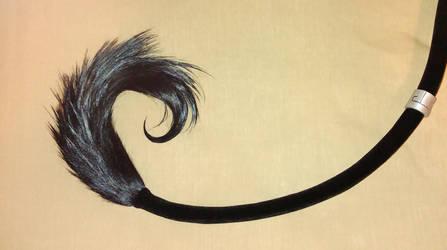 Rin Okumura cosplay tail by hikarikirameku