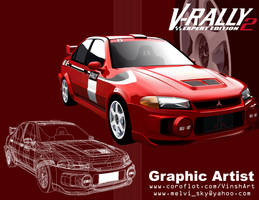 Vrally2 by VinshArt