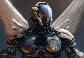 120225 Robot by thomaswievegg