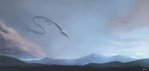 Year of the Dragon by thomaswievegg
