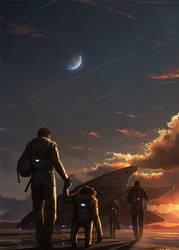 Explorers (2014) by thomaswievegg
