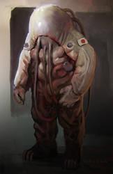 Organic Astronaut2 by thomaswievegg