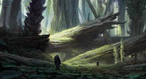 Logs by thomaswievegg