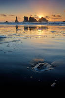 Face Rock Beach by enunez