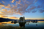 Mono Lake Sunset by enunez