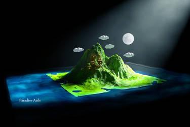 Paradise by BlueCato
