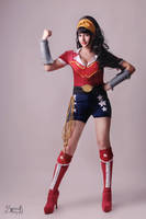 Wonder Woman: Power Up! by xenia1369