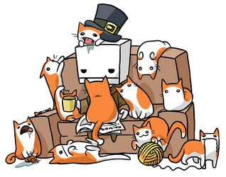 CATS by PixelRaccoon