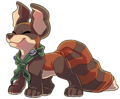 Rascal of the scouts by PixelRaccoon