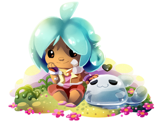Slime Rancher by PixelRaccoon
