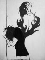 Demon Inside Me #2 by Salanoa