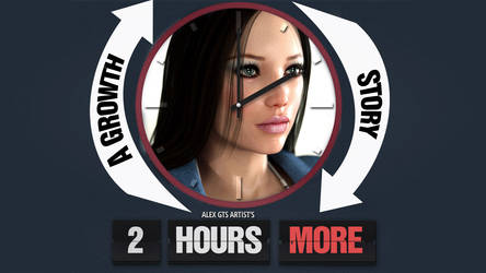2 Hours More - Released by Alex-GTS-Artist