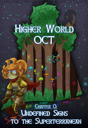Higher World OCT Audition - Page 00 by TheAtomicPumpkin