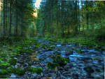 Follow The River 6th-HDR by Burtn