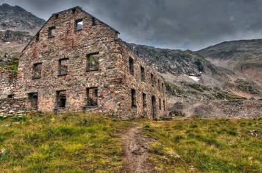 Miner's Home by Burtn