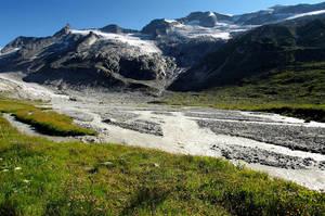 Glacierworld Background by Burtn