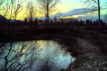 Frozen Darkness by Burtn