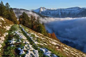 Mountain Melody by Burtn