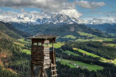 Observation Point by Burtn