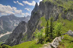 Mountains by Burtn