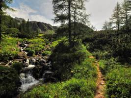 High Valley by Burtn