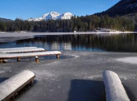 Quiet Winter by Burtn