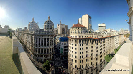 Bencich Building Pano 1 by tgrq