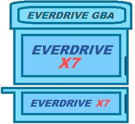 Everdrive GBA X7 by DPCBlueFox1991