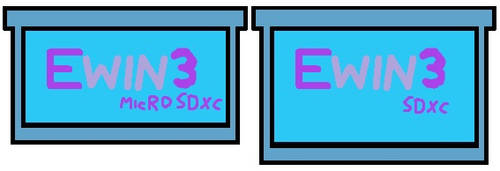 EWIN3 GBA by DPCBlueFox1991