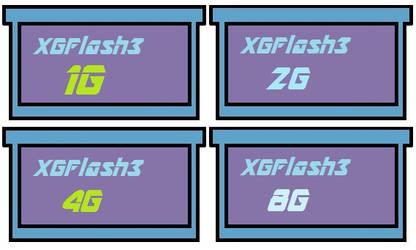 XGFlash3 by DPCBlueFox1991