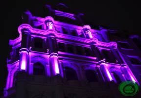The Purple Palace by Idraemir