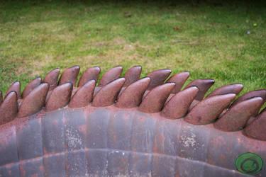 Teleosaurus Tail by Idraemir
