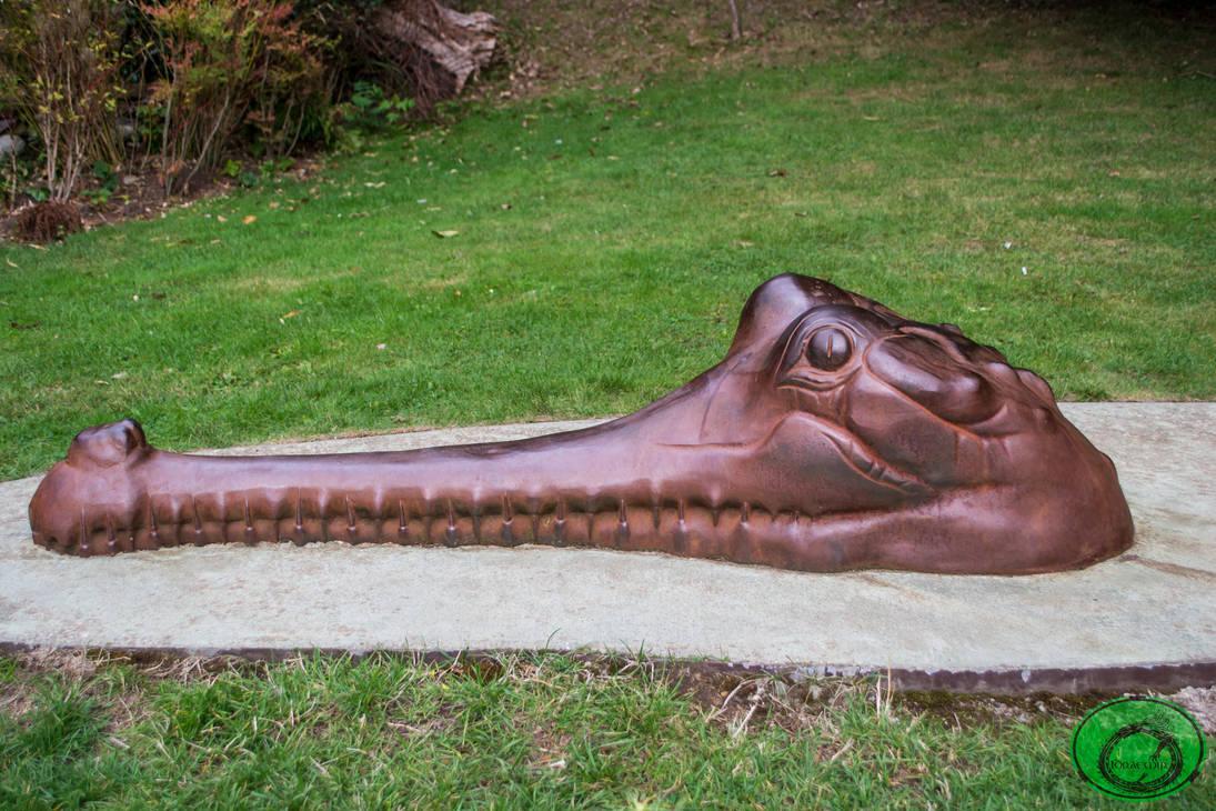 Teleosaurus by Idraemir