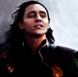 Loki by ghost-arts
