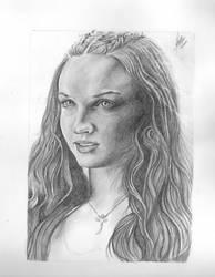 Sansa Stark by Anninhabs