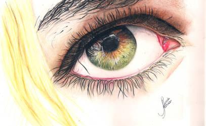 Eye by Anninhabs