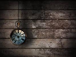Clock by iraqifreak