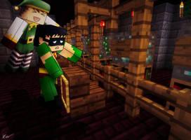 Minecraft Slots Fail by CrystalWolfXx
