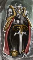 Royal Knight by McFjury