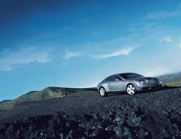 Bentley Motors - CGT 1 by DigitalGreen