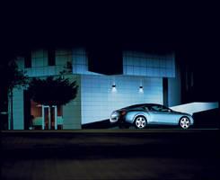 Bentley Motors - CGT 2 by DigitalGreen