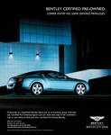 Bentley Motors - CGT 2 Ad by DigitalGreen