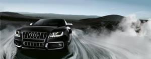 Audi - A5 Smoke 2 by DigitalGreen
