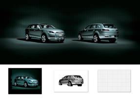 Audi - Q7 by DigitalGreen