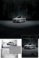 Audi - A4 Garage by DigitalGreen